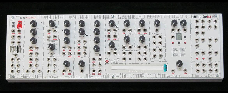 Soundmachines MODULÖR114 – syntezator modularny