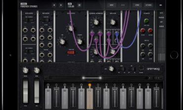 Moog Model 15 – aplikacja dla iOS