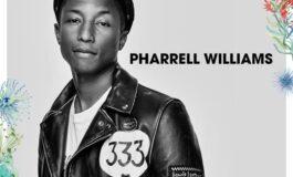 Pharrell Williams wystąpi na Open'er Festival 2016