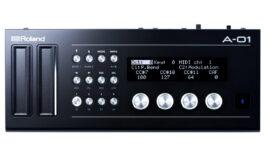 Roland A-01 – test syntezatora / kontrolera MIDI