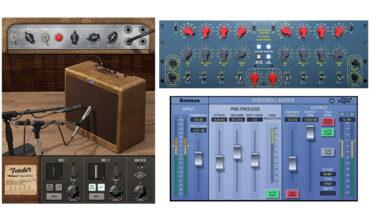 Universal Audio – nowe wtyczki UAD: Fender, Chandler Limited, Sonnox