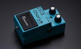 BOSS CE-2W – kompaktowy chorus w wersji Waza Craft