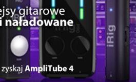 Interfejsy audio IK Multimedia z gitarowym wspomaganiem