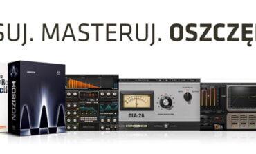 Promocja wtyczek Waves w Audiostacji