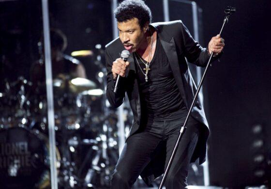 Lionel Richie z kolejną nagrodą, coraz bliżej Gdańska