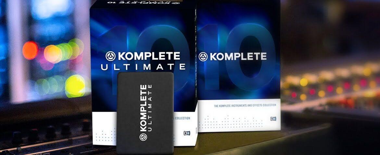 Native Instruments – promocja pakietów KOMPLETE