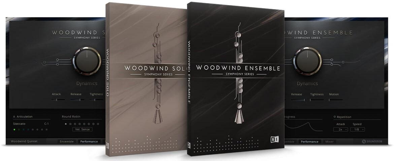 Native Instruments SYMPHONY SERIES – WOODWIND