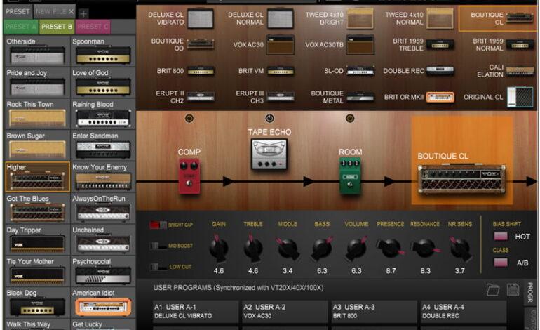 VOX Tone Room 01