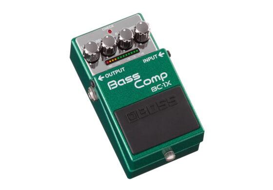BOSS BC-1X Bass Comp – test kompresora basowego