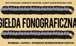 Upoluj płytę muzyczną na Dolnośląskiej Giełdzie Fonograficznej