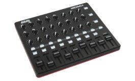 Akai MIDImix – test kontrolera MIDI