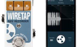 TC Electronic WireTap Riff Recorder – rejestrator riffów