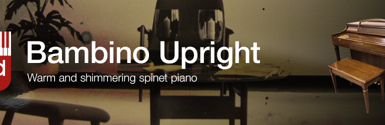 Clavia Nord Piano Library – Bambino Upright