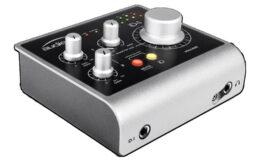 Audient iD4 – nowy interfejs audio USB