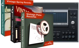 PreSonus Convology Vintage Reverbs
