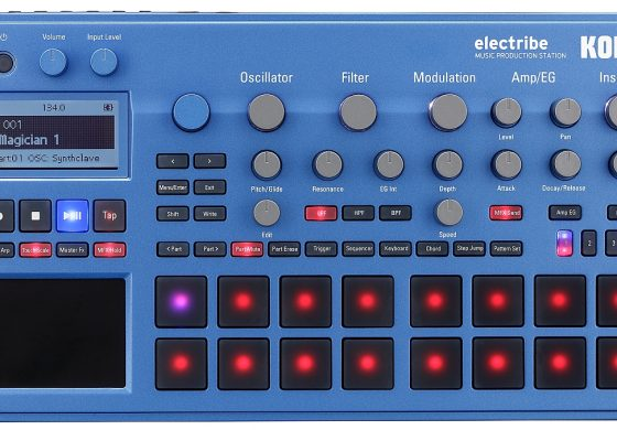 Korg – nowe modele electribe