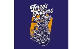 """Jerry's Fingers """"Rockin' Fury"""""""