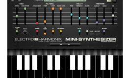 Electro-Harmonix Mini Synthesizer – aplikacja dla iOS