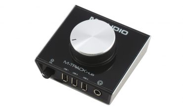 M-Audio M-Track Hub – test interfejsu audio