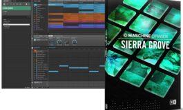 Native Instruments SIERRA GROVE – rozszerzenie dla MASCHINE
