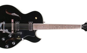 Guild Starfire III – test gitary hollow body