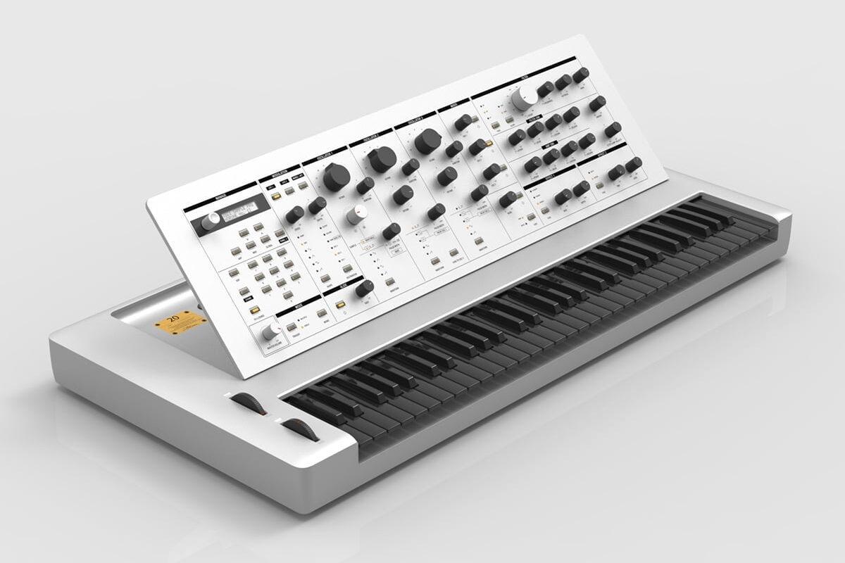 Syntezator za 20 tysięcy… euro