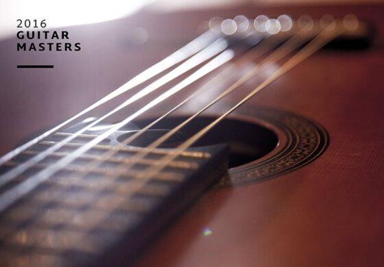 Guitar Masters 2016 – ogłoszona lista uczestników II etapu