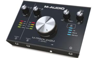 Nowe interfejsy M-Audio M-Track już dostępne
