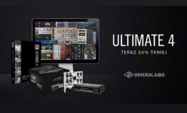 Obniżka cen procesorów UAD-2 Ultimate 4