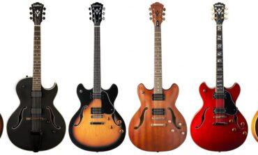 Jazzowe gitary Washburn w Music Info