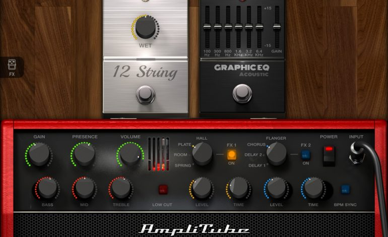 IK Multimedia AmpliTube Acoustic 02