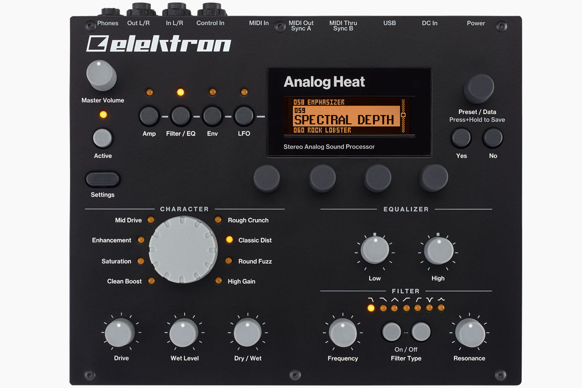 Elektron Analog Heat