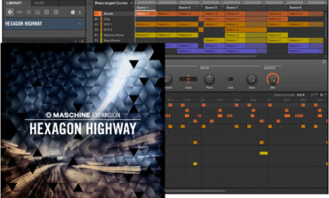 Native Instruments HEXAGON HIGHWAY