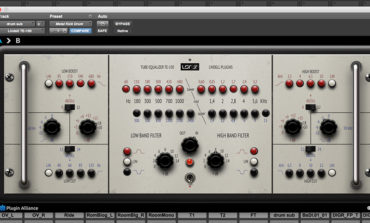 Plugin Alliance Lindell TE-100