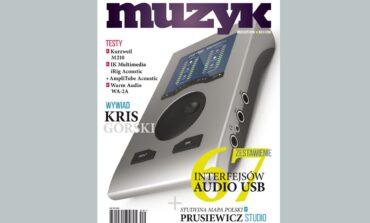 Wrześniowe wydanie miesięcznika Muzyk