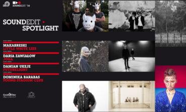 Soundedit'16 – Spotlight, czyli Radio Łódź wspiera młodzież