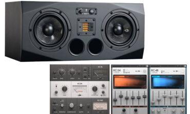 Kup monitory ADAM Audio – zyskaj wtyczkę