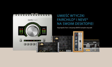 Promocja Universal Audio Apollo Twin