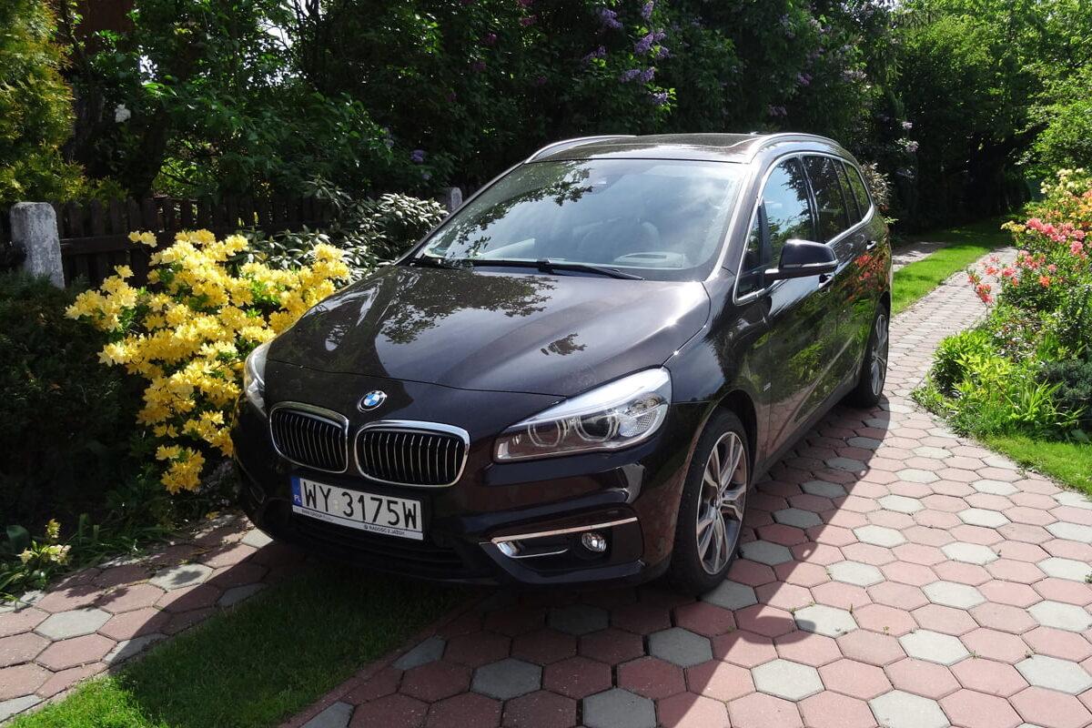 BMW 218d xDrive Gran Tourer – test