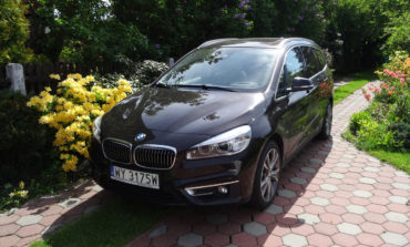BMW 218d xDrive Gran Tourer – test