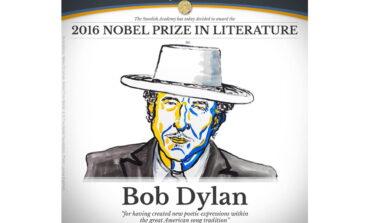 Nobel dla Dylana!