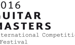 Rusza Konkurs Gitarowy i Festiwal Guitar Masters 2016