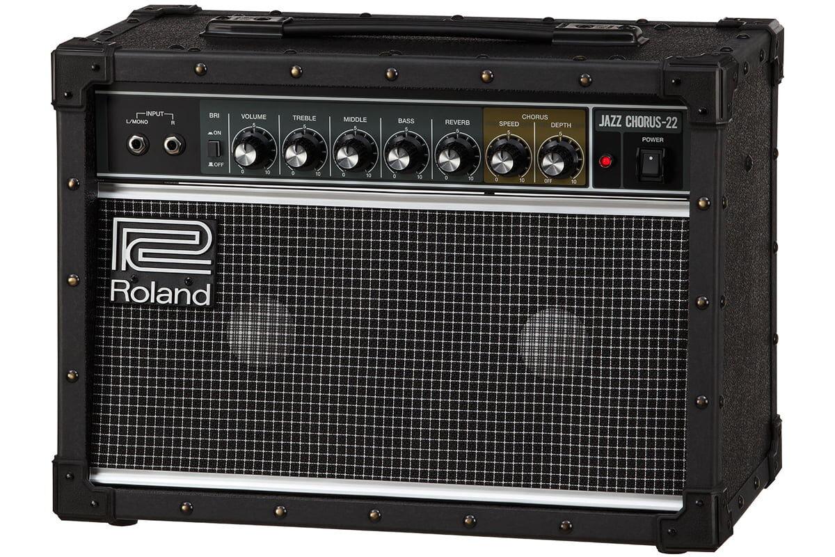 Roland JC-22 – nowy wzmacniacz gitarowy