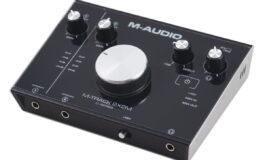 M-Audio M-Track 2X2M – test interfejsu audio