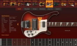 IK Multimedia MODO BASS – wirtualna gitara basowa