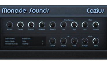 Monade Sounds Cazius
