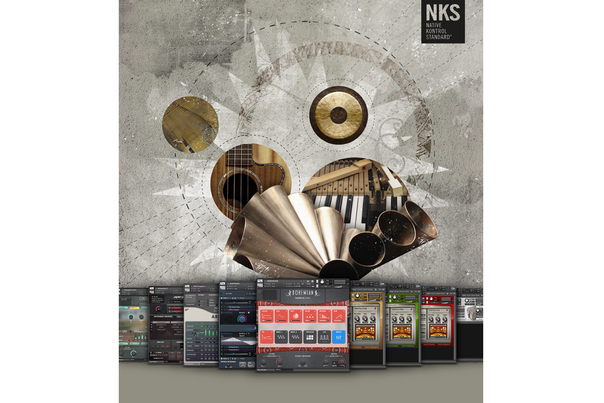 Native Instruments – promocja instrumentów Sample Logic i Best Service