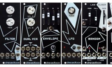 Dreadbox White Line – nowe moduły w formacie Eurorack
