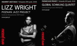 Poznańska gala Ery Jazzu w listopadzie