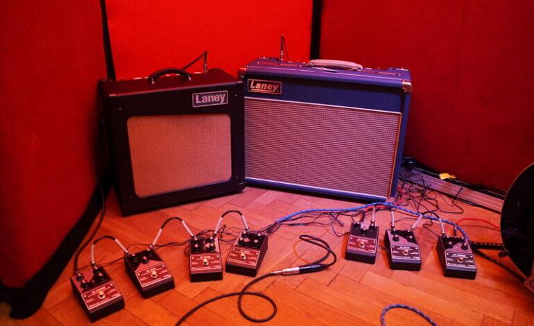 Audiostacja Laney Moog